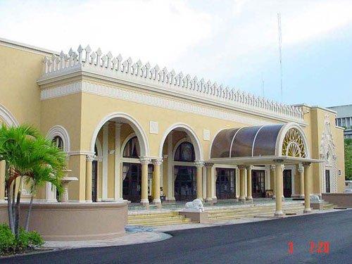 Santimitri building at Royal Thai government house