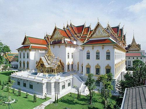 Phra Thinang Chakri Maha Prasat