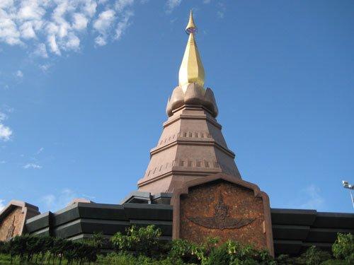 Phra Mahathat Chedi Napha Methaneedol